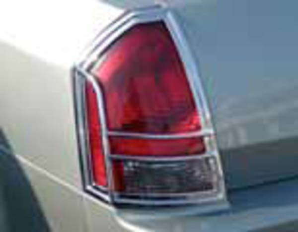 TFP 315D Chrome Taillight Insert Accents
